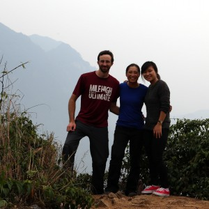 Thao, our couchsurfing host in Ha Giang, went out of her way to make our experience enjoyable and comfortable! Such an adventurous spirit.