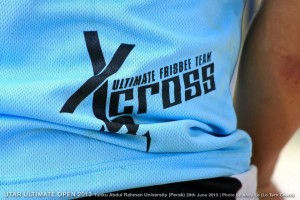 X-Cross Ultimate Jersey -- no better souvenir when I'm traveling!